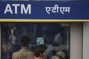 The three victims lost a total Rs 3.85 lakh in unauthorised ATM transactions while the card was in their possession.