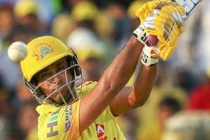 Ambati Rayudu was ruled out of Indian cricket team's tour of England after failing the Yo-Yo test.