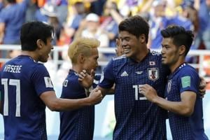 Get highlights of the FIFA World Cup 2018 match between Colombia and Japan here. Japan beat 10-man Colombia in to take all three points.
