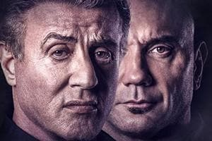 Sylvester Stallone and Dave Bautista star in Escape Plan 2: Hades.