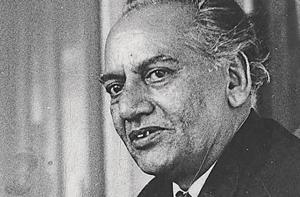 Faiz Ahmad Faiz (1911-84) was an influential leftwing intellectual and one of the most celebrated writers of Urdu. He also wrote poems in Punjabi.