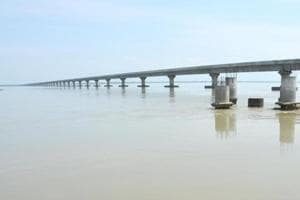 ERCP aims to provide drinking water to 40% of state population through interlinking of rivers.