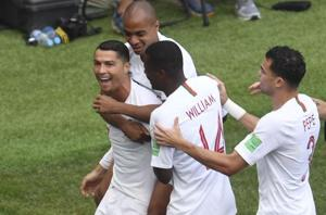 FIFA World Cup: Cristiano Ronaldo delivers again as Portugal down Moroc...