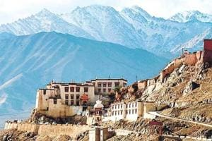 """A councillor from Ladakh, said the PDP-BJP coalition government, """"like the previous administrations,"""" had been """"Kashmir-centric"""" and continued to """"neglect Ladakh""""."""
