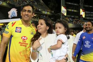 MS Dhoni's wife Sakshi has applied for arms licence citing threat to her life.