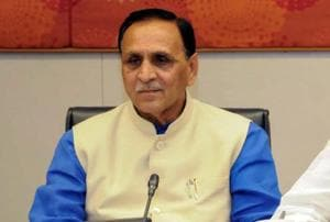 "Gujarat chief minister Vijay Rupani had rubbished Hardik Patel's claim of his resignation and had called it ""totally false""."