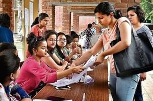 This year, DU approved more applications on the first two days of admission than it ever did over three days last year, and some prominent colleges have said that they may not be issuing a second list for certain subjects.