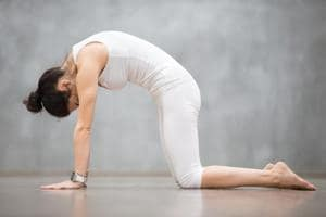 Try these easy yoga asanas to relieve period pain.