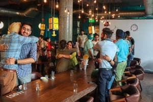 Focusing on building dialogue in public spaces and cafes, the meet-ups exhort participants to recite poems, read out from their personal diaries, and offer something as simple as a hug to the next person.