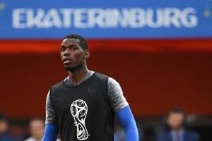 Paul Pogba is Yuvraj Singh's favourite player and this is the reason why he has backed France to win the FIFAWorld Cup 2018 title.