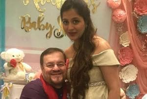 Neil Nitin Mukesh's wife Rukmini's baby shower was all about loving your family- See pic