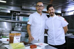 Masterchef Alejandro Gutierrez and Chef Juan Manuel  talk about Colombian cuisine, what makes a Colombian meal complete and specialty coffees.