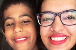 Boy, 9, was bullied for wearing lipstick