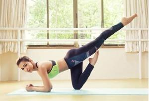 Yoga can calm your mind and give relief from physical ailments.