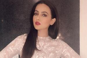 Actor Sana Khan was seen in the sixth season of reality show Bigg Boss.