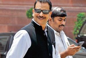 Rajiv Pratap Rudy is BJPMP from Saran in Bihar.