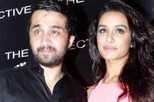 Real life siblings  Siddhanth and Shraddha Kapoor played onscreen brother and sister in Haseena Parkar (2017).
