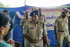 Photos  WhatsApp rumors, cheap smartphones: Telangana cop's fight against...