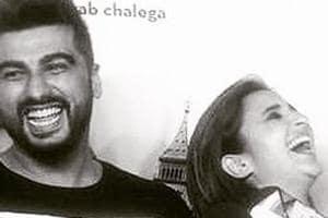 Arjun Kapoor and Parineeti Chopra made their debut together with Ishaqzaade.