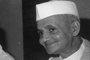 File photo of former prime minister Lal Bahadur Shastri.