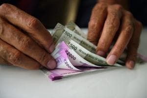 Elevated oil prices and hardening global yields has spurred global funds to pull $6.7 billion from Indian stocks and bonds this year, sending the rupee to the brink of its 2016 record low.