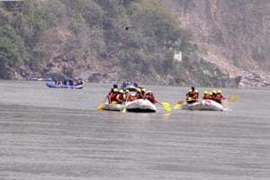 The Uttarakhand high court banned rafting on Ganga waters until a policy is framed to regulate water sports.