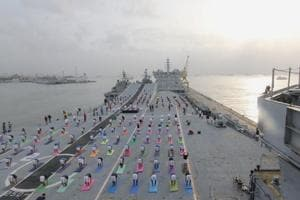 From International Yoga Day to Miss India 2018: India this week