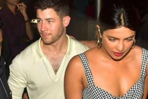 Imagine wearing Priyanka Chopra's fun coordinated separates on your next date. It's destined for social media fame. (Instagram)