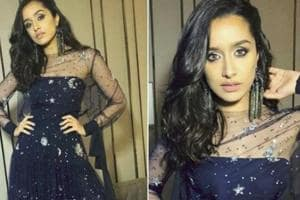 IIFA 2018 has seen plenty of plunging necklines, black dresses with a twist, and most notably, plenty of thigh-high slits, so far. (Instagram)