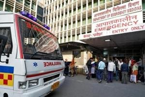 Seven injured in Telangana when a tractor-trolley fell into a canal  have been rushed to the hospital.