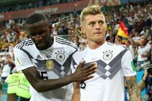 FIFAWorld Cup 2018: Toni Kroos winner gives Germany lifeline