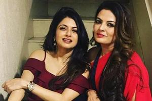 Actor Sheeba says she and good friend Bhagyashree share common interest of travel, meeting friends and staying fit.