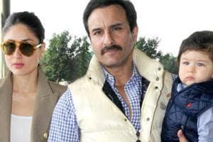 Saif Ali Khan holds forth on life, his children Taimur and Ibrahim Ali Khan and his work.