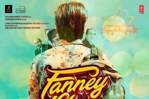 Anil Kapoor intrigues with Fanne Khan poster but where is Aishwarya Rai? See pic