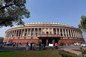 The monsoon session of Parliament that will be held from July 18 to August 10.