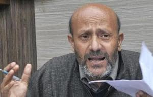 Engineer Rashid was holding a protest in Srinagar against civilian killings and threat to Kashmiri journalists when the police  intercepted and detained him and his supporters.