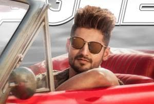 Karan Singh Arora recently rreleased a new song, Magnet.