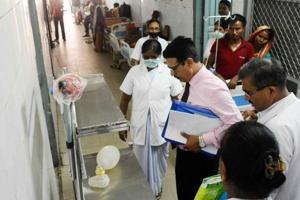 Ayushman Bharat, dubbed as Modicare, aims to provide Rs 5 lakh annual insurance cover to more than 10 crore poor families.