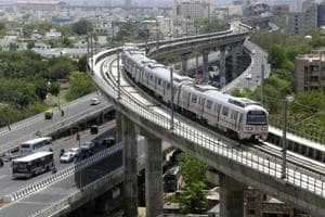 "Union finance ministry has given ""in-principle"" approval to five proposed metro projects in Indore, Bhopal, Kanpur, Agra, and Delhi."