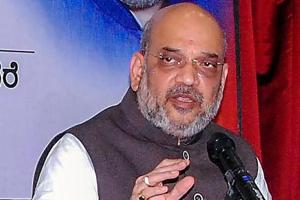 During his visit to Bengal in 2017, BJP president Amit Shah asked state leaders to buy land in every district and  set up new offices.