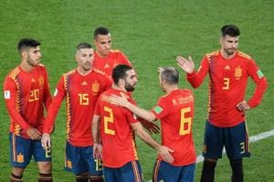 Spain will take on hosts Russia in the pre-quarterfinals of FIFA World Cup 2018 on Sunday (July 1).