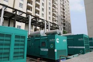 Levels of dangerous particulate matter — PM2.5 and PM10 — rise by 30% to 100% in localities in Gurugram where diesel generator sets are operated, says a new study by Centre for Science and Environment.