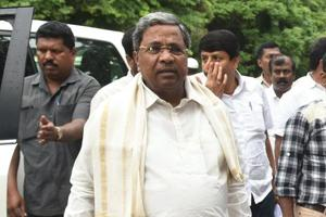A leaked video clip shows Siddaramaiah criticising the Congress-Janata Dal (Secular) government's decision to announce a full budget, just over three months after the former chief minister had presented a budget that had many new schemes in it.