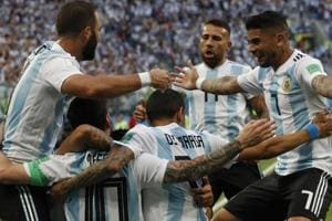 Argentina beat Nigeria in the FIFA World Cup 2018 on Tuesday. Follow full score of Nigeria vs Argentina, FIFA World Cup 2018 here.