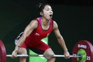 Mirabai Chanu will be joined by Rakhi Halder in the Asian Games weightlifting squad along.