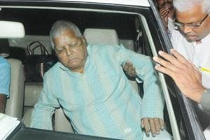 RJD chief Lalu Prasad, convicted in three separate fodder scam cases last year, is being treated at the Asean Heart Institute in Mumbai.
