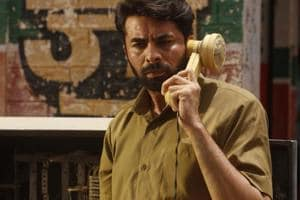 Actor Darshan Pandya played a spy in the film Parmanu: the Story of Pokhran.