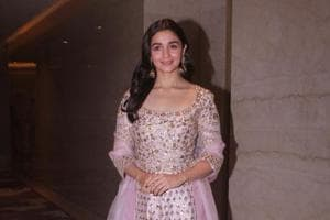 Alia Bhatt won the best actress award for her role in Raazi while Varun Dhawan got it for his role in October.