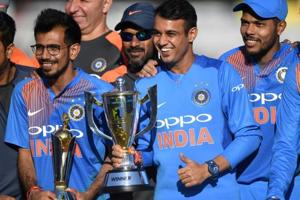 India trounce Ireland by 143 runs in 2nd T20I, clinch series 2-0