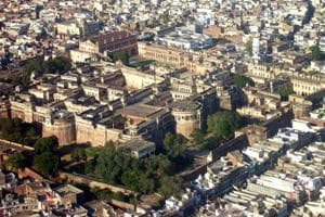 The plan is to construct a heritage street on the periphery of Qila Mubarak in Patiala.
